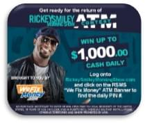 Rickey Smiley Morning Show — ATM