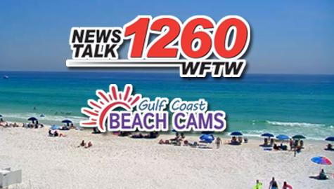 Beach Cams from Old 98 Destin