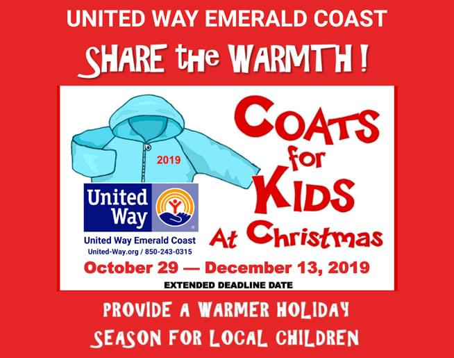 United Way's Coats for Kids