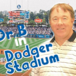 Doc in Dodger Stadium!