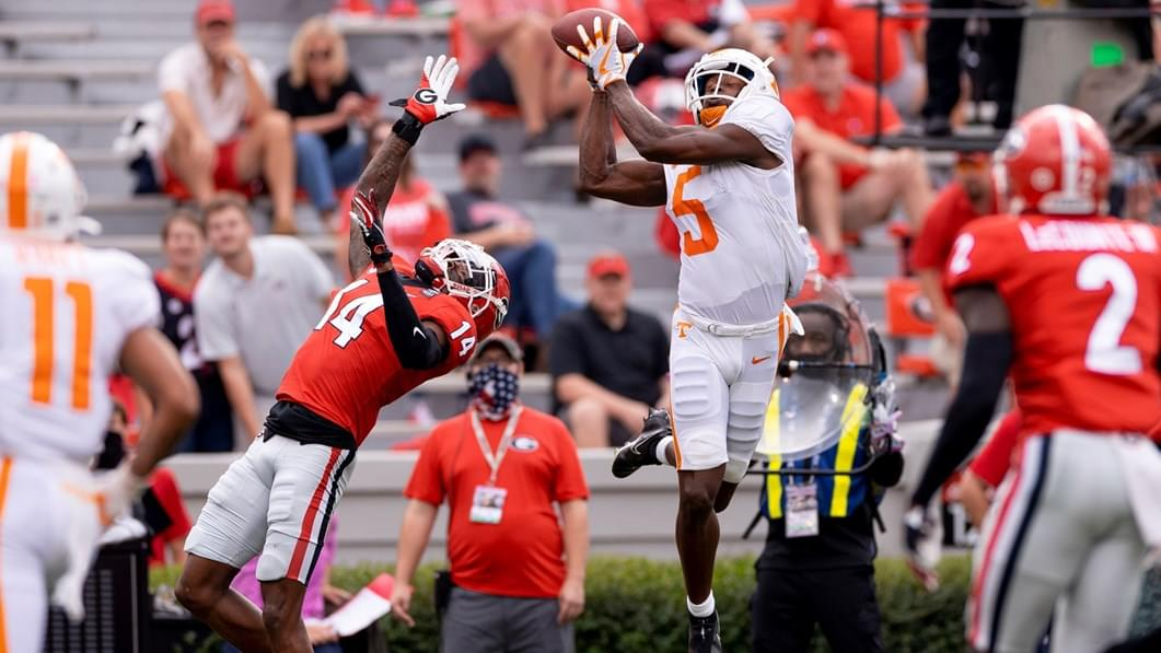 VOLS HEAD HOME RANKED #18