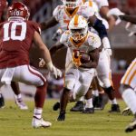 Gray Tops Century Mark in Road Loss to Arkansas