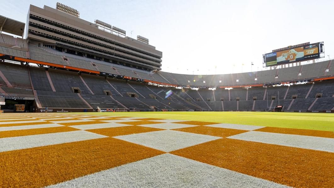 Rescheduled Dates for The Vols