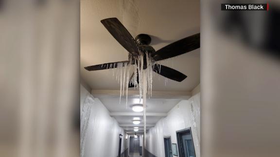 Frozen In Texas