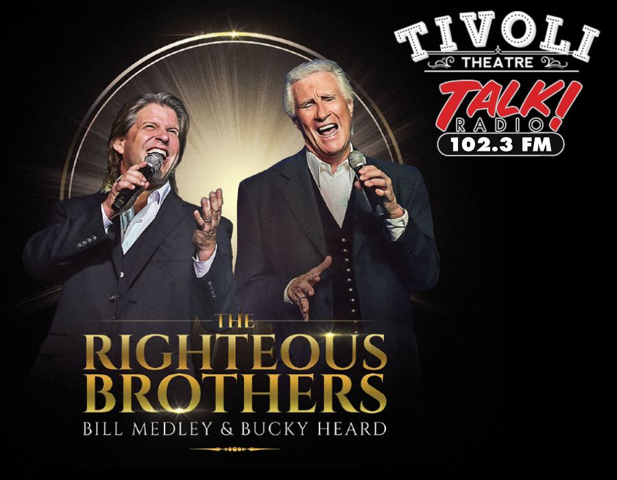 Righteous Brothers at The Tivoli