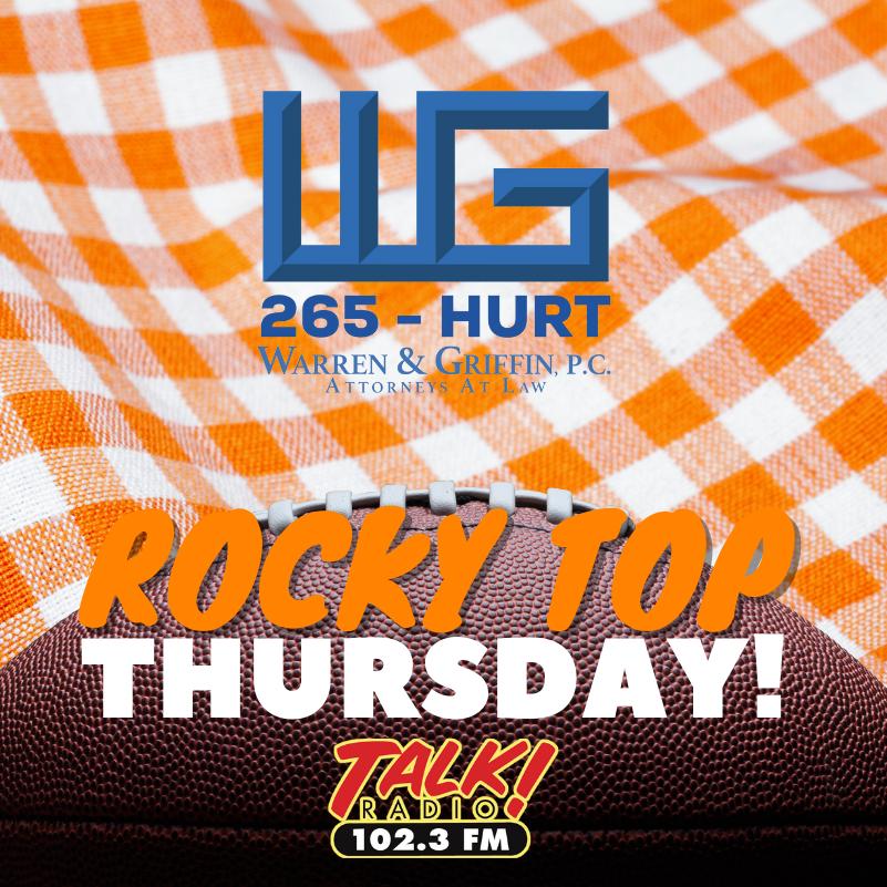 Rocky Top Thursdays