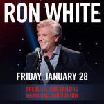 Win Tickets to Ron White