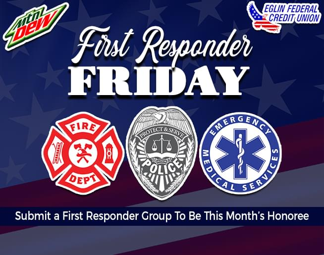 First Responder Friday