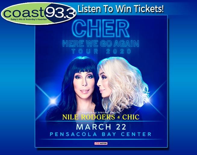 Cher is postponed until September 10