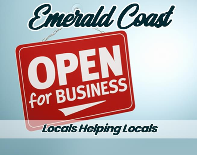 Emerald Coast Open for Business