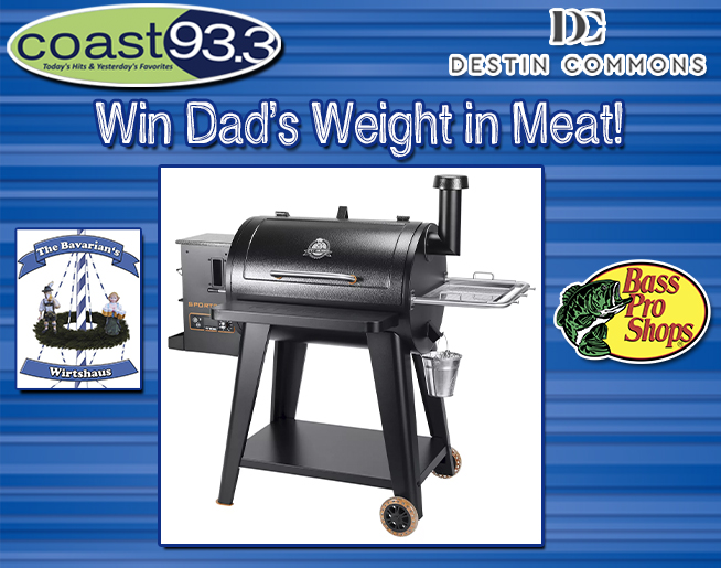 Dad's Weight in Meat
