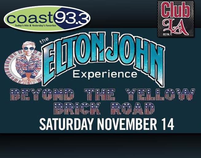 Elton John Tribute at Club LA