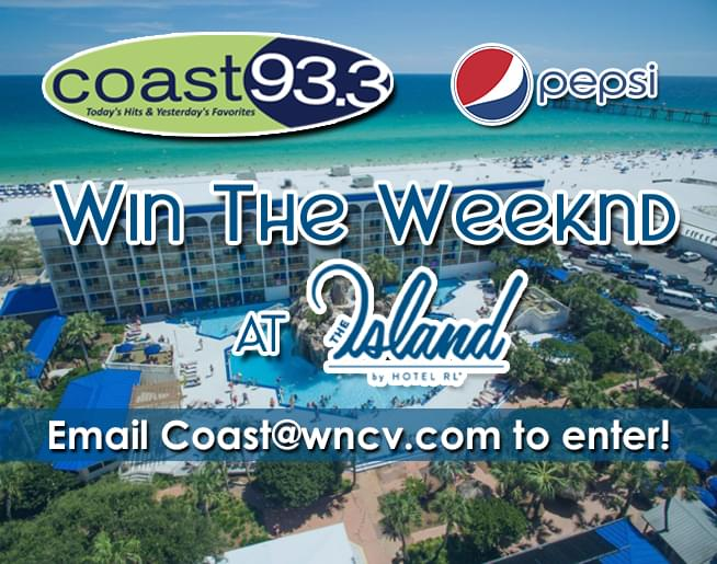Win The Weeknd at The Island