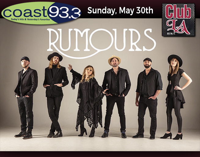 Rumours-The Fleetwood Mac Tribute at Club LA