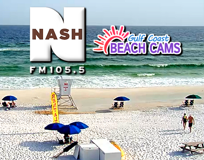 Gulf Coast Beach Cams