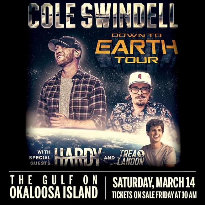 Down To Earth Tour at THE GULF