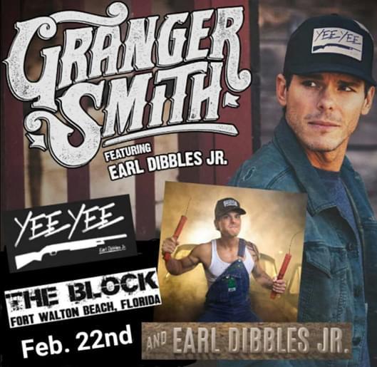 Granger Smith @ The Block