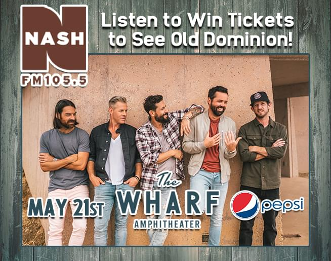 OLD DOMINION at The Wharf