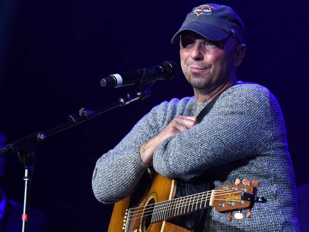 "Not Being Able to Tour Right Now Makes Kenny Chesney ""Feel a Little Strange and a Little Lost"""