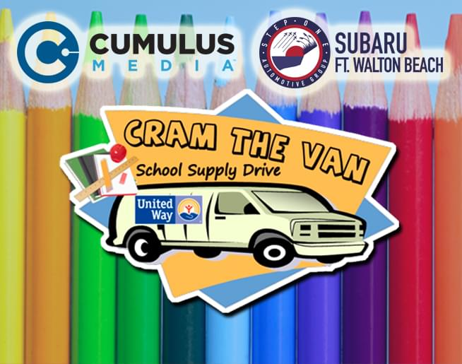 Cram The Van with United Way