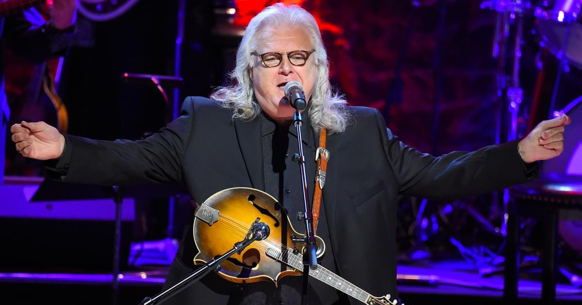 Ricky Skaggs, Carly Pearce & More to Perform on the Opry on Dec. 5