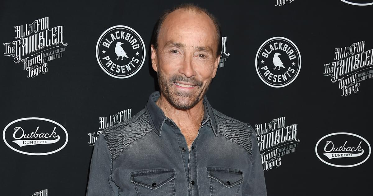 Lee Greenwood All-Star Concert to Feature Lee Brice, Dustin Lynch, Oak Ridge Boys, Crystal Gayle & More