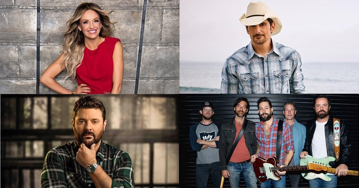 Country Music Stars' Reaction to Christmas Day Bombing in Nashville