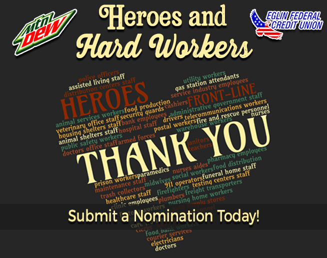 Heroes and Hard Workers