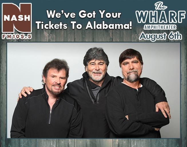 Alabama Ticket Giveaway