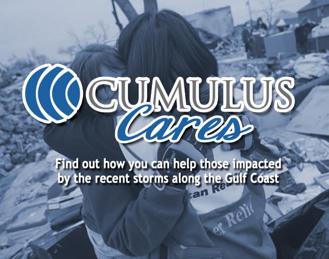 Cumulus Cares Gulf Coast Tornado Relief