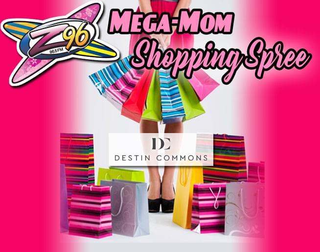 Z96 Mega-Mom Shopping Spree