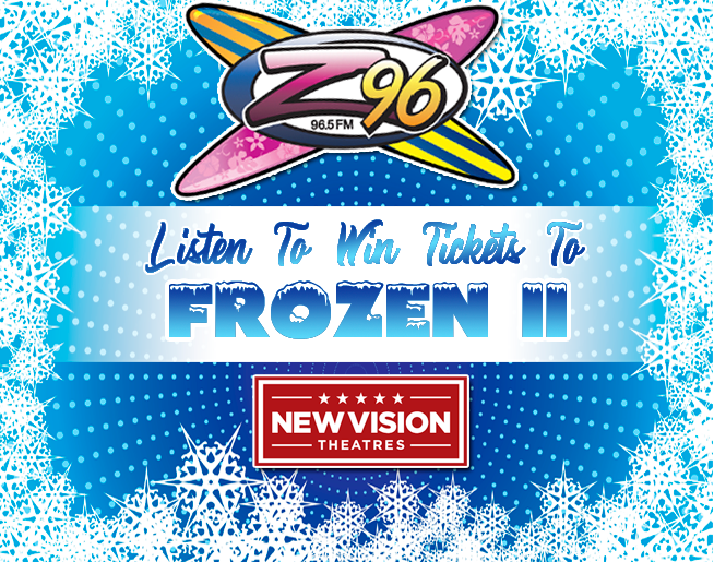 "Get ""Frozen at 2"" with Z96!"