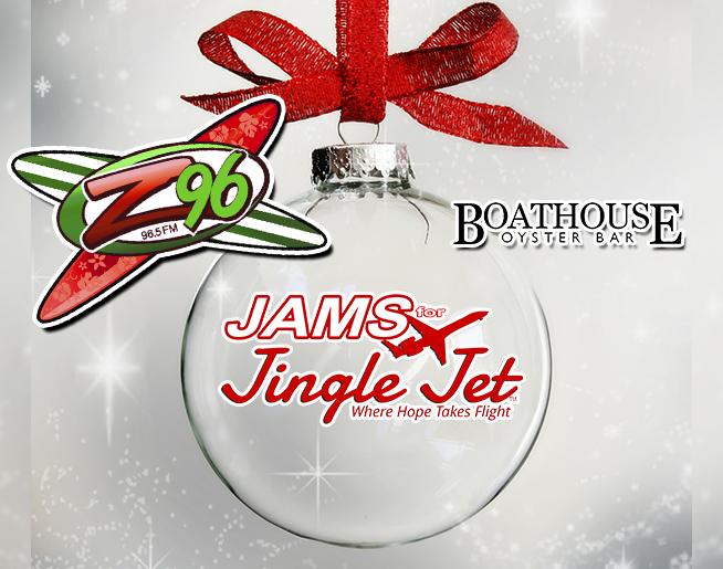 JAMS for Jingle Jet