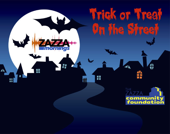 Trick or Treat on the Street