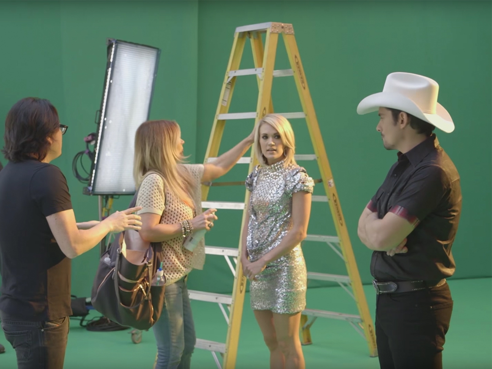 """Watch the Behind-the-Scenes Making of the """"Forever Country"""" Music Video With Interviews From Carrie Underwood, Tim McGraw, Keith Urban & More"""