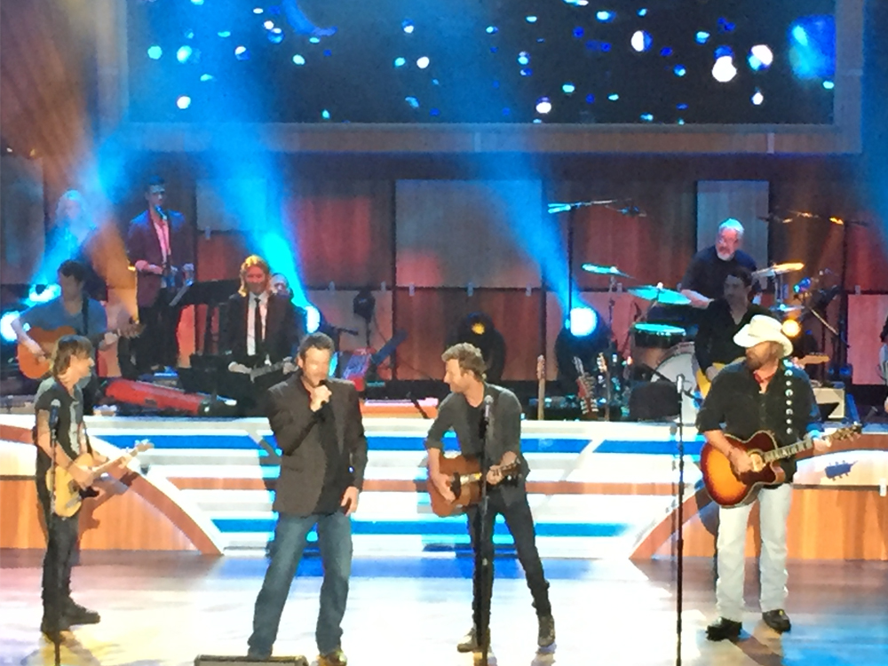 Top 5 Performances From Tonight's Televised 10th Annual ACM Honors Ceremony