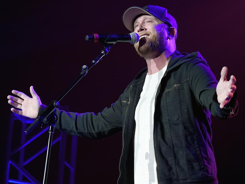 "Cole Swindell Scores 9th No. 1 Single With ""Love You Too Late"""