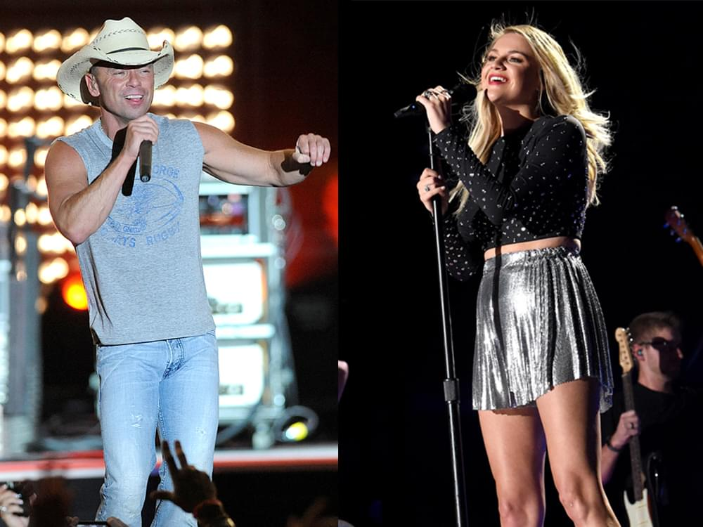 "Listen to Kelsea Ballerini's Serene New Song, ""Half of My Hometown,"" Featuring Kenny Chesney"
