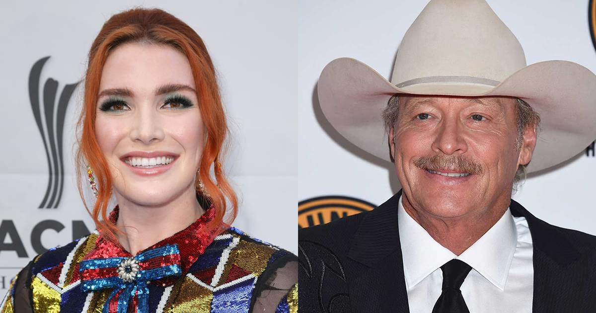 "Caylee Hammack & Alan Jackson Team Up for New Rendition of ""Lord, I Hope This Day Is Good"" [Listen]"