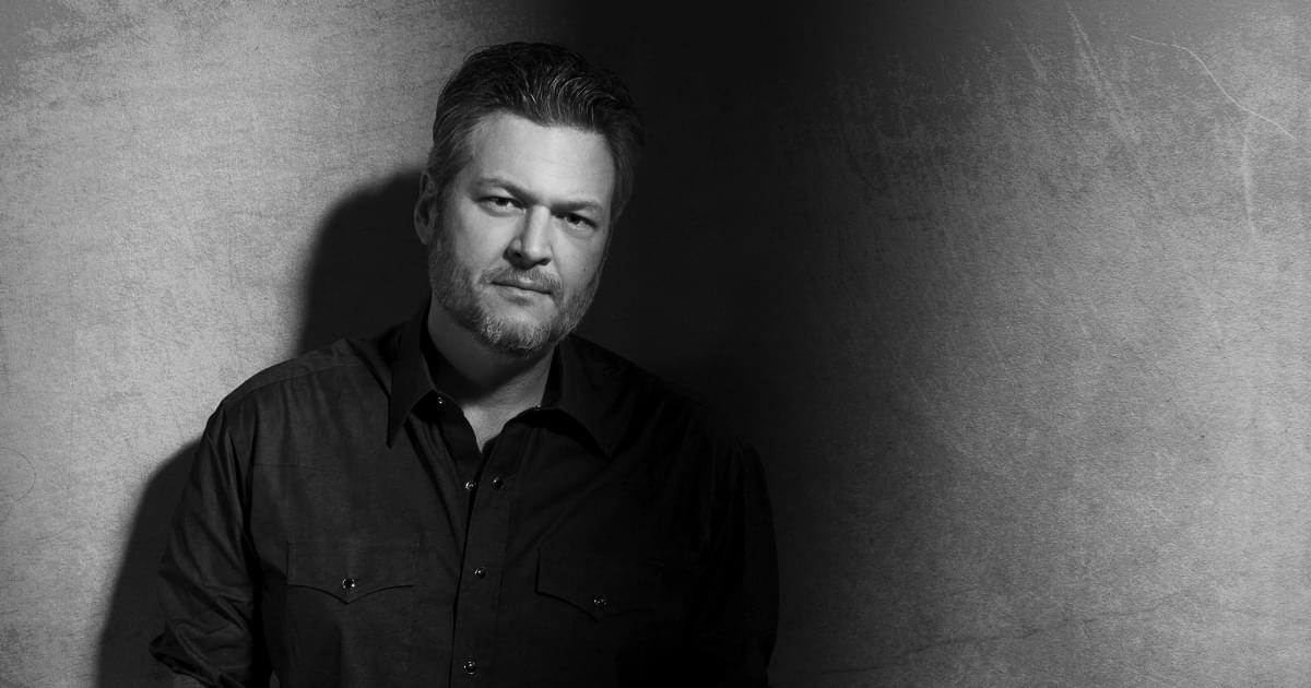 Blake Shelton is Rick Rolling As He Gets Ready for Next Week's The Voice