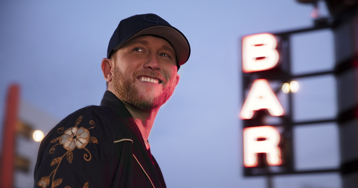 Cole Swindell Makes a Single a Double in the Number-1 Spot