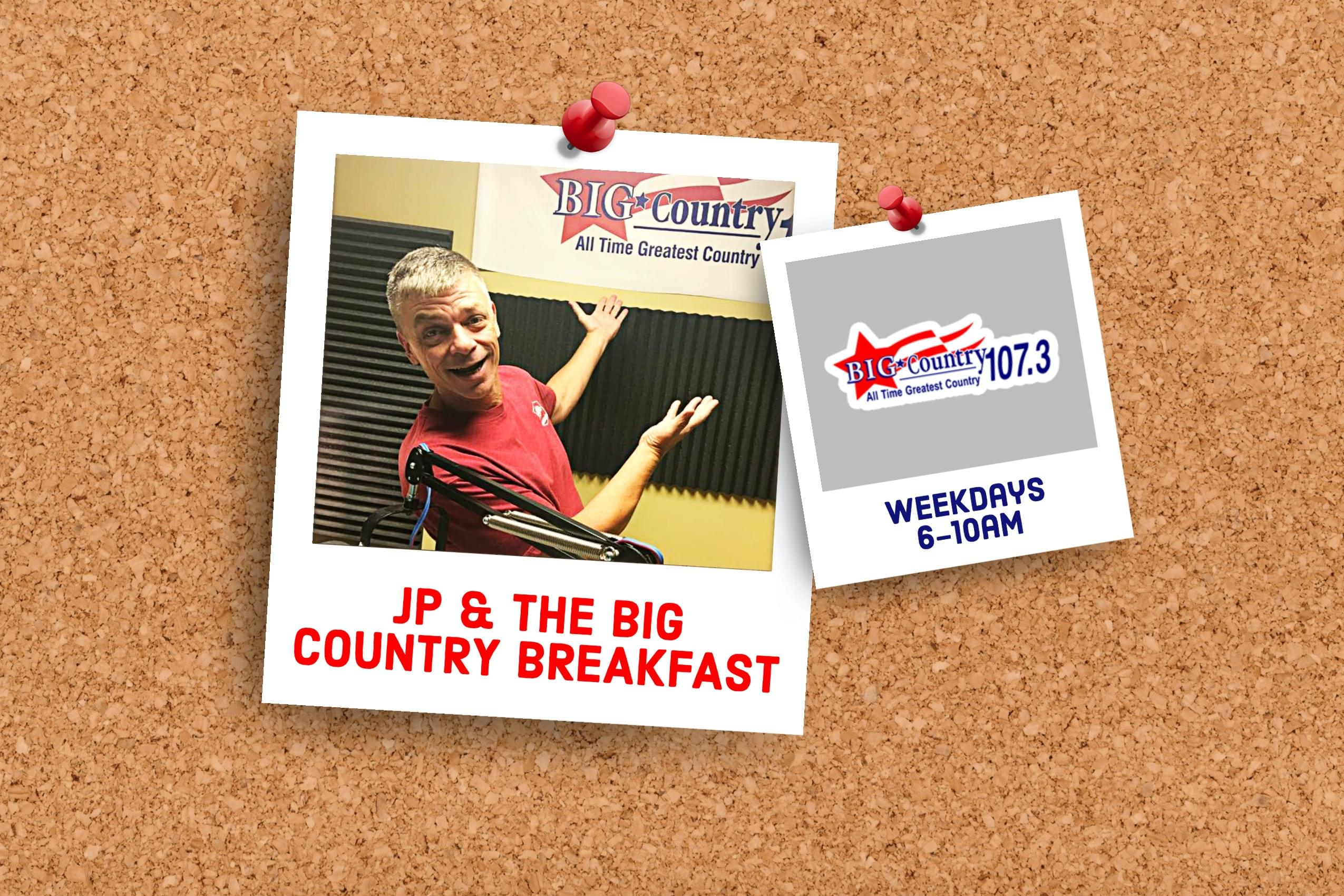 J.P. & The Big Country Breakfast