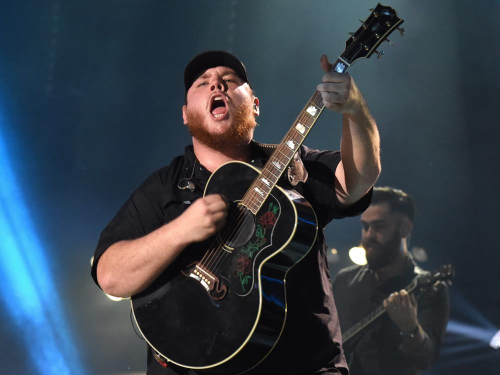 "Watch Luke Combs' TV Debut of ""Beer Never Broke My Heart"" on ""The Tonight Show"""
