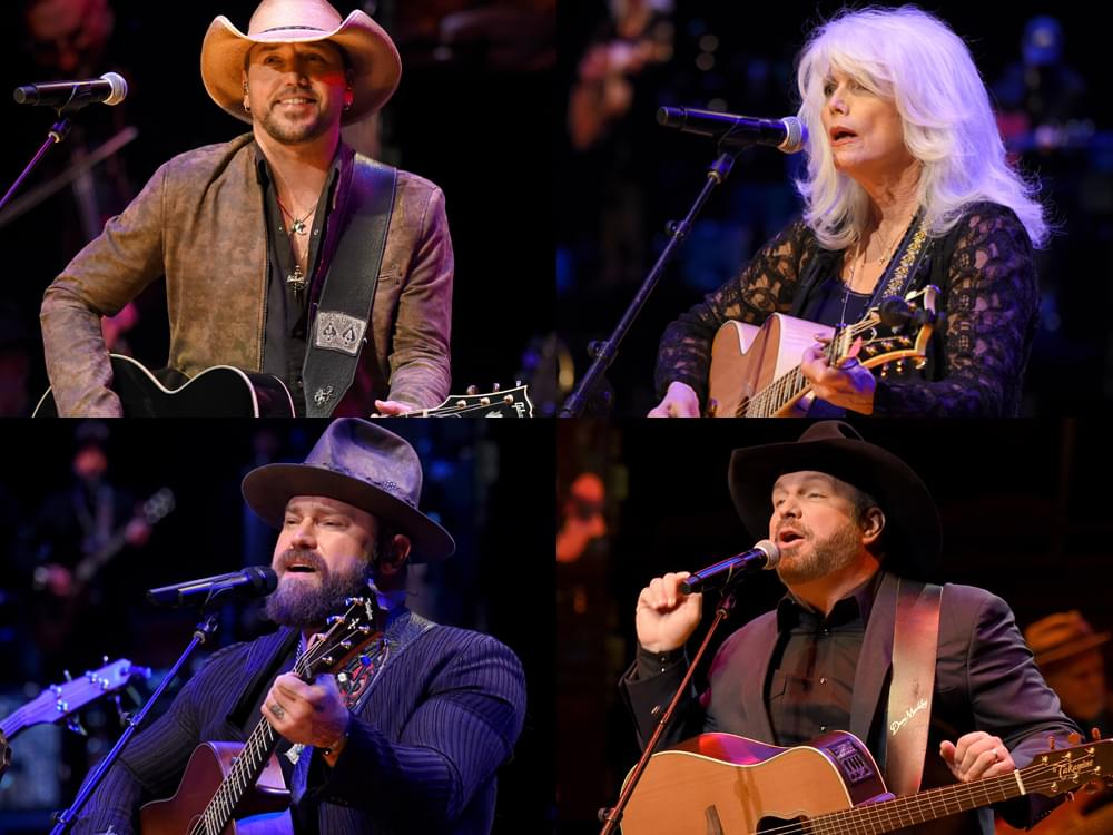 Photo Gallery: Musicians Hall of Fame Inducts Class of 2019 in Star-Studded Ceremony With Garth Brooks, Jason Aldean, Zac Brown & More