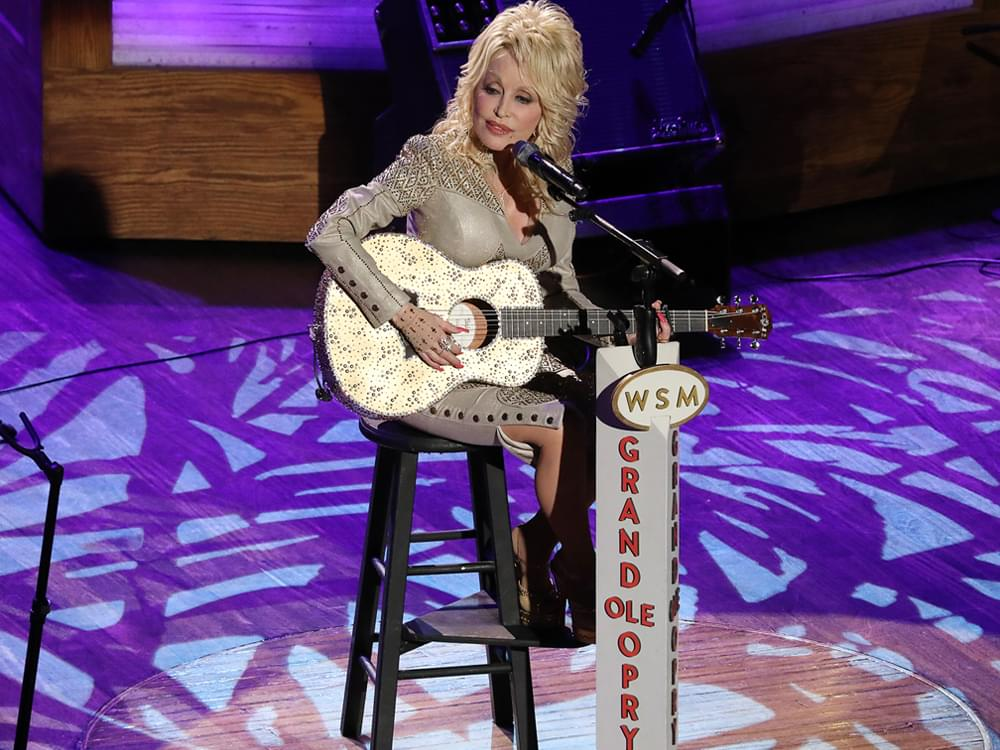 Dolly Parton's 50th Anniversary Show at the Opry to Air on NBC on Nov. 26