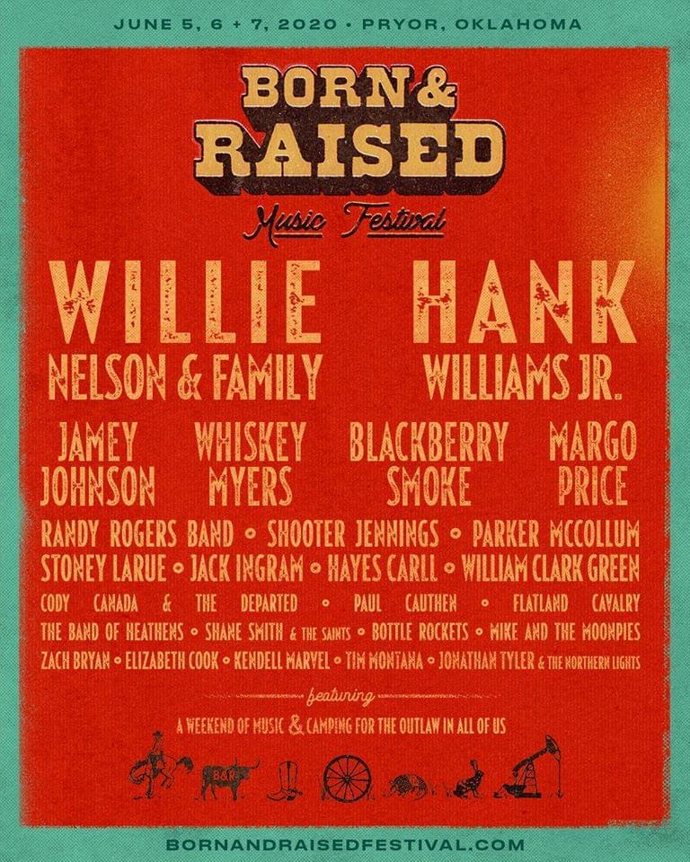 Born & Raised Music Festival Contest