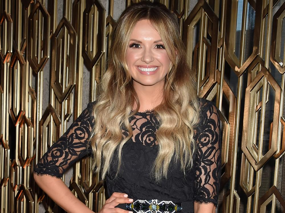 """Carly Pearce on Co-Writing """"I Hope You're Happy Now"""" With Luke Combs: """"I'll Forever Champion Him"""""""