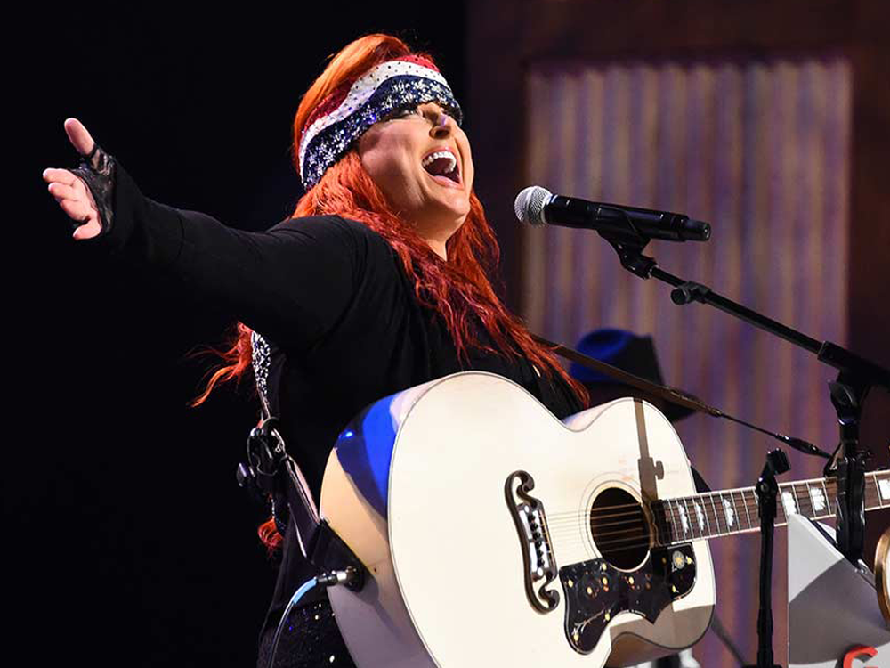 May 8: Live-Stream Calendar With Wynonna, Tim McGraw, Cam, Shenandoah & More