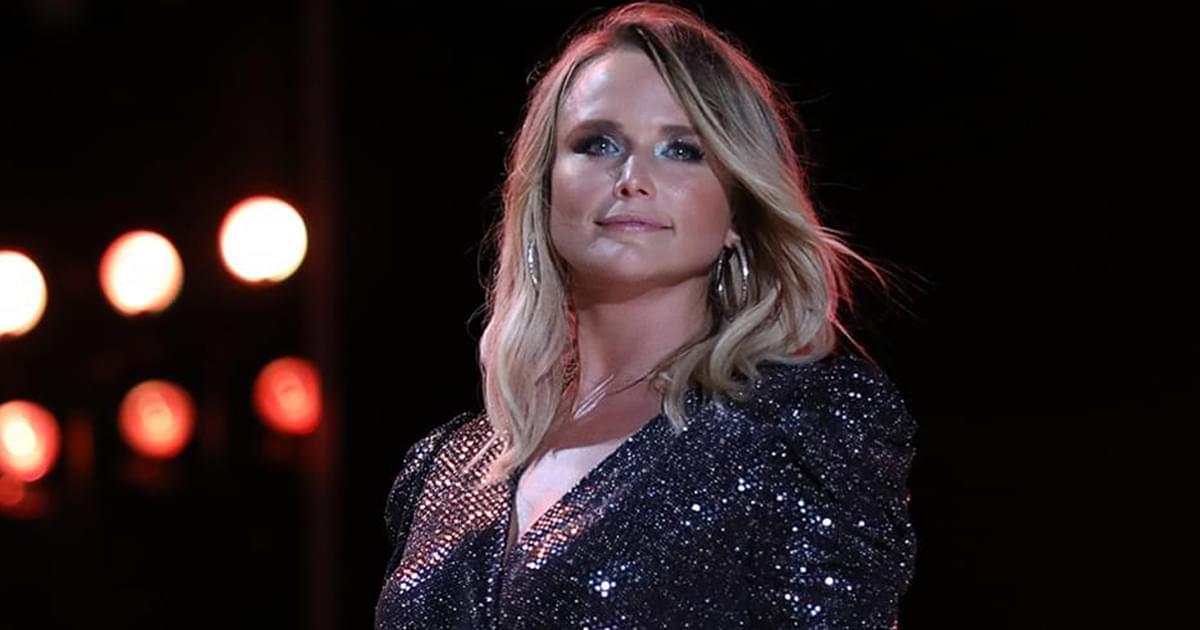 "Watch Miranda Lambert Perform ""Bluebird"" on ""CMT Celebrates Our Heroes"""