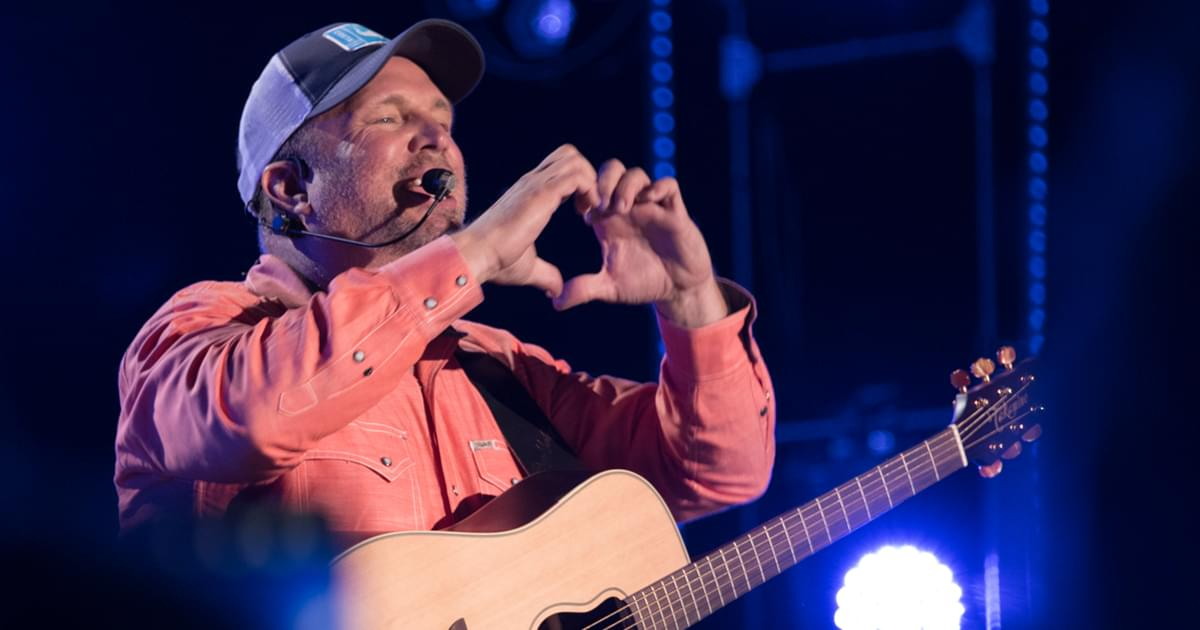 "Garth Brooks Shares Hopeful Message in New Song, ""We Belong Together"" [Listen]"